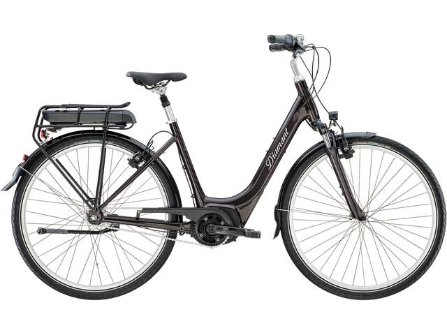 Diamant Achat RT+ T E-citybike 300WH Easy Entry sort | City-cykler